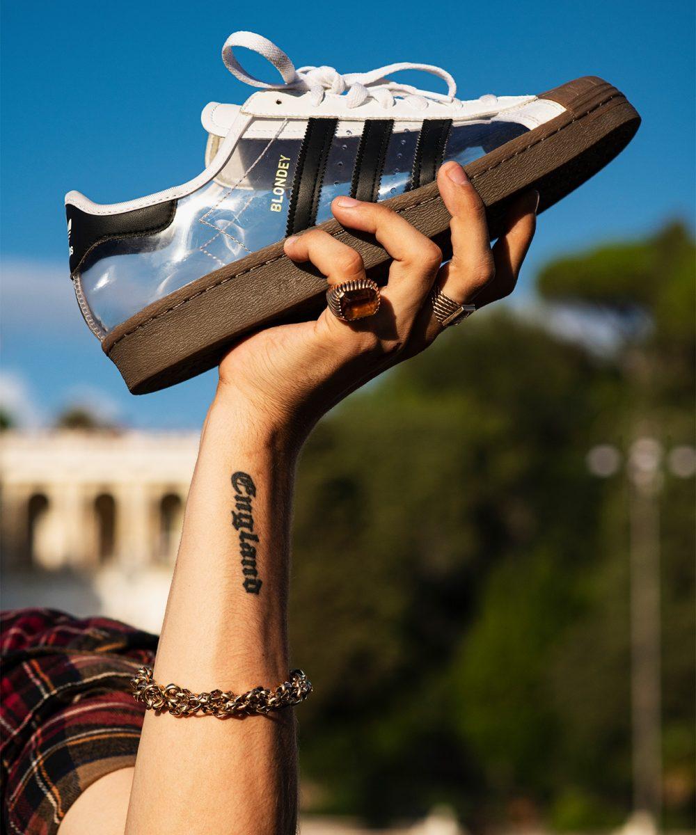 Adidas skateboarding blondey superstar 80s 04